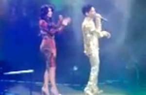 Regardez la pauvre Kim Kardashian se faire humilier par Prince !
