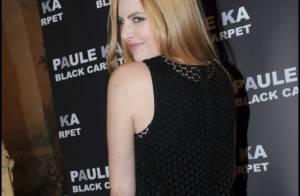 Elodie Frégé : Audacieuse et sexy, elle ose la robe transparente !