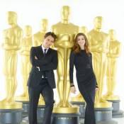 Anne Hathaway et James Franco délirants, en pleine préparation des Oscars...