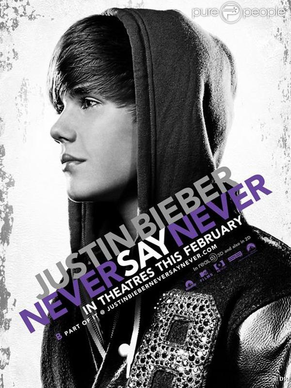 Never say never , dans les salles françaises, le 23 février 2011.
