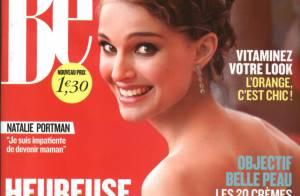 Natalie Portman se confie sur ses secrets de forme, son bébé et la mode !