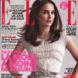 Natalie Portman encouverture de ELLE