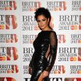 Cheryl Cole lors des Brits Awards le 15 février 2011