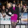 Jessie J à l'avant-première de Never say never, à Londres le 16 février 2011