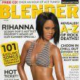 Rihanna en couverture de Blender