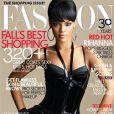 Rihanna en couverture
