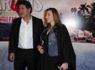 Vanessa Demouy, très enceinte et rayonnante avec son mari Philippe Lellouche !