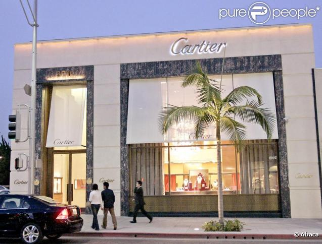 boutique cartier beverly hills