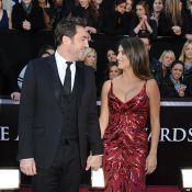 Oscars 2011 : Penélope Cruz pulpeuse et Javier Bardem, des parents so in love !