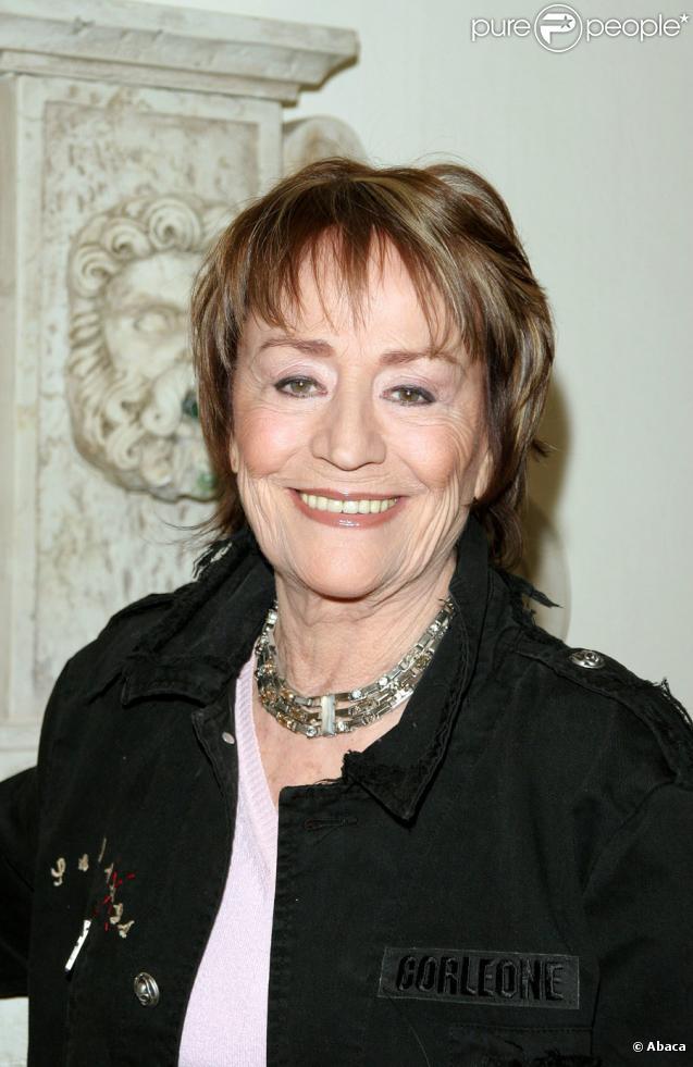 Annie Girardot en 2006 à Valence