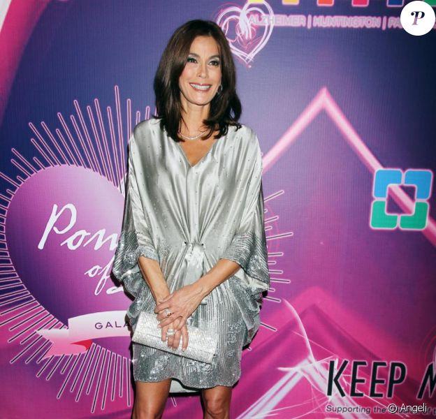 Teri Hatcher au gala de charité Keep Memory Alive's Power of Love, au Bellagio Hotel de Las Vegas, le 26 février 2011
