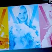 Britney Spears : Sublimée par le luxueux magazine V et plutôt trois fois qu'une!
