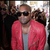 Kanye West fait son Michael Jackson face à Mademoiselle Agnès rouge de plaisir !