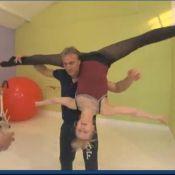 Danse avec les stars : Ginola studieux et Bigard tape sur les fesses de Fauve !
