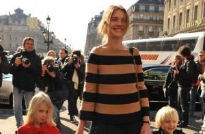 Natalia Vodianova et ses trois enfants font honneur au chic anglais...