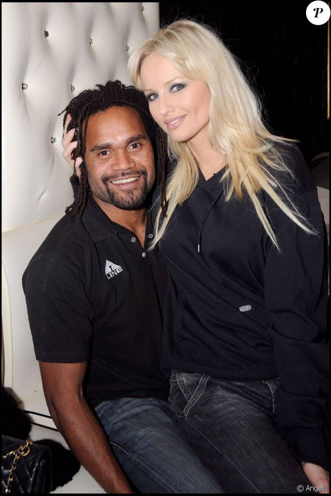 christian et adriana karembeu le 17 septembre 2008. Black Bedroom Furniture Sets. Home Design Ideas