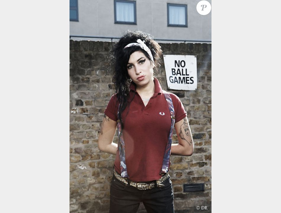 Amy Winehouse pour Fred Perry