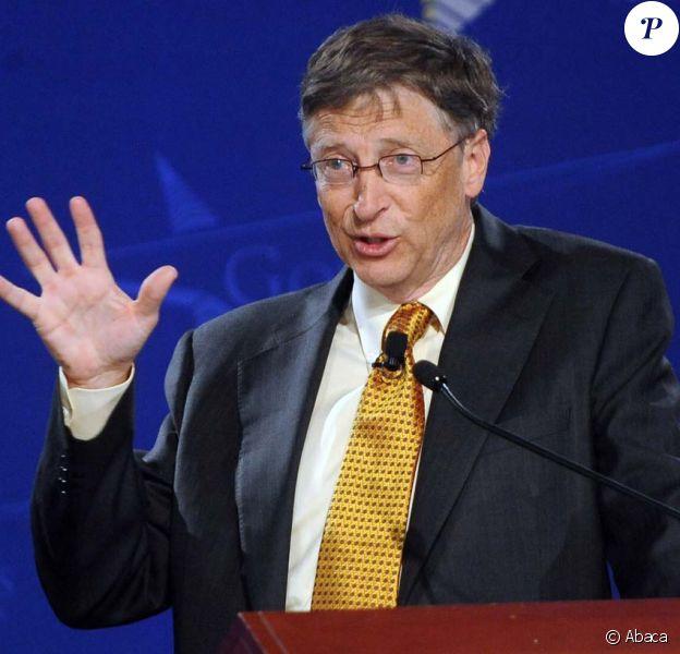Bill Gates, Washington, le 28 février 2011
