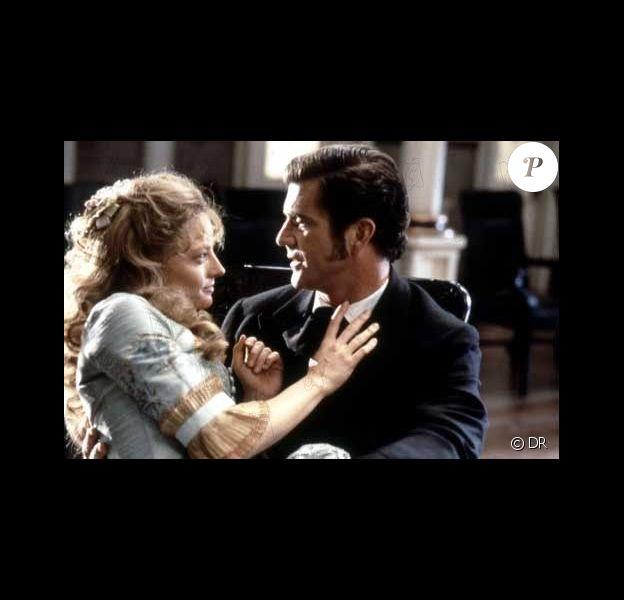 Jodie Foster et Mel Gibson dans MAverick (1994)