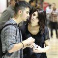 Ashley Greene et son boyfriend Joe Jonas