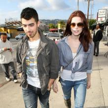 Ashley Greene et son boyfriend Joe Jonas