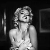 Célyne Durand : une divine Marilyn luxueusement parée !