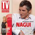 Nagui pour TV Magazine