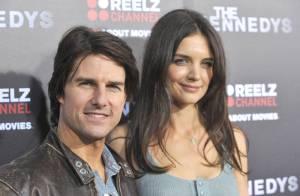 Katie Holmes et Tom Cruise : Des amoureux tendres, complices et rayonnants !