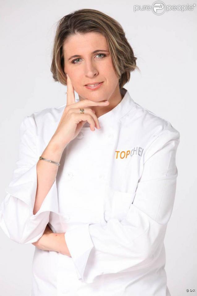 Stéphanie Le Quellec de Top Chef