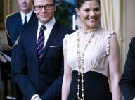Victoria de Suède : Sublime, radieuse et fière de son homme !