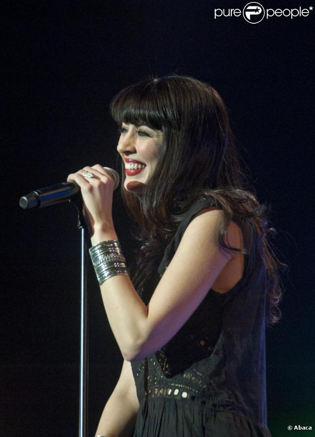 Nolwenn Leroy se produira sur le plateau de X Factor sur M6, le 19 avril.