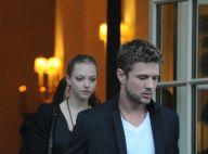 La belle Amanda Seyfried et son chéri Ryan Phillippe, dîner romantique à Paris !