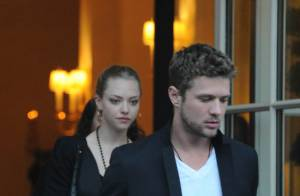 La belle Amanda Seyfried et son chéri Ryan Phillippe, dîner romantique à Paris !