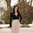 """""""Eva Green lors du photocall de la série Camelot au MIP TV à Cannes le 4 avril 2011"""""""