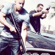 l'affiche de Fast & Furious 5