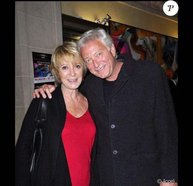 Laurent Boyer et sa femme Alice Dona