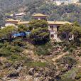 La demeure des Bruni-Tedeschi au Cap-Nègre