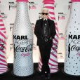 """Coca-Cola Light par Karl Lagerfeld, avril 2011."""