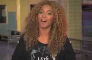 Beyoncé : Michelle Obama l'a embauchée pour lutter contre l'obésité des jeunes !