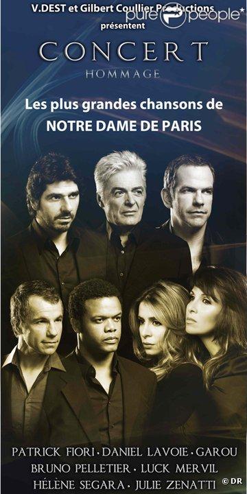 La troupe de Notre Dame de Paris revient en France en décembre 2011 !