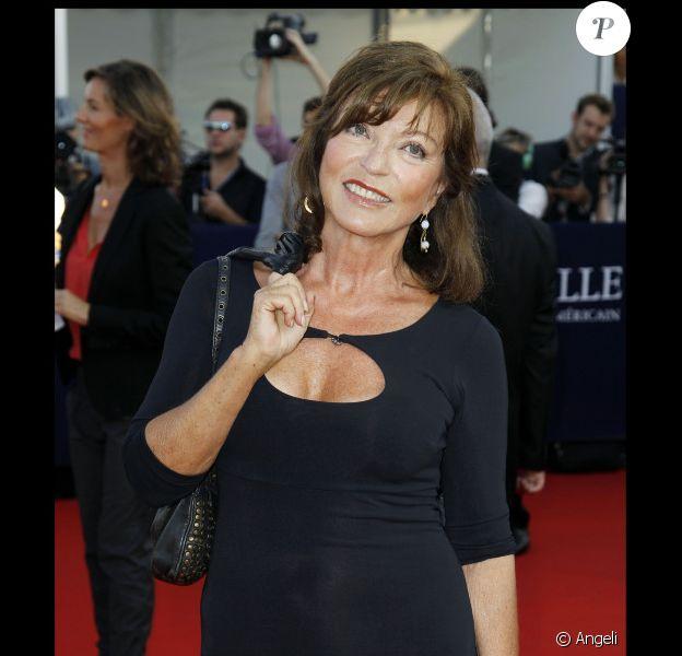 Marie-France Pisier en septembre 2010