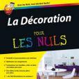 """""""La décoration pour les Nuls, le nouveau livre de Frank Lecor, l'acolyte de Valérie Damidot !"""""""