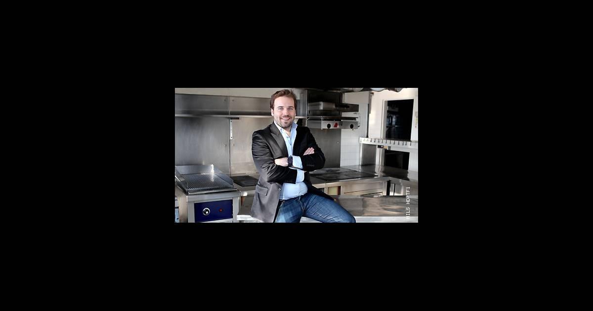 Julien colas secret story dans le resto l 39 espoir d 39 une for Cuisinier sur tf1