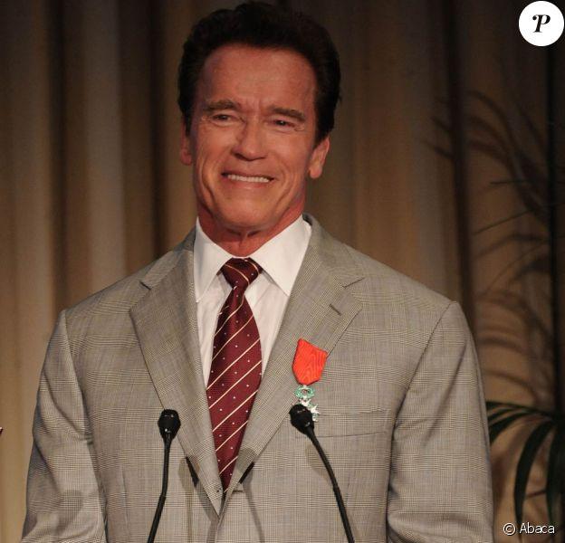 Arnold Schwarzenegger - ici à Cannes, le 4 avril 2011, où il a été fait Chevalier dans l'Ordre de la Légion d'Honneur -, fera son grand retour au cinéma dans Terminator 5.