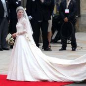 Kate Middleton a choisi la créatrice Sarah Burton pour sa robe de mariée !