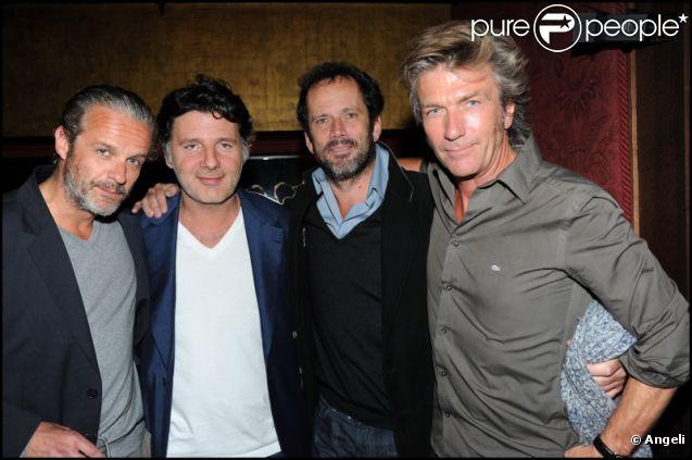 lors de la soirée de lancement de la nouvelle compilation du Buddha Bar à Paris le 28 avril 2011