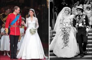 Kate et Diana face à face: Deux mariages, deux baisers, deux maris, deux destins