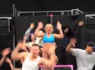 Britney Spears entame les répétitions pour sa tournée... Elle veut être au top !