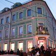 Boutique Lancel à Moscou, sur la prestigieuse rue Stoleshnikov