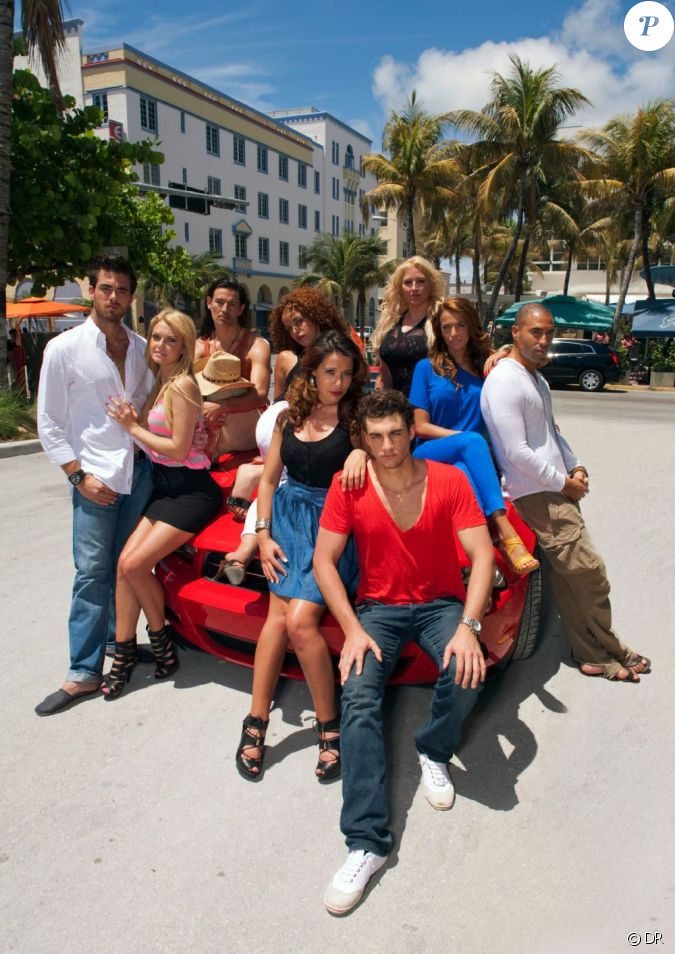 les candidats de l 39 mission les anges de la t l r alit 2 miami dreams. Black Bedroom Furniture Sets. Home Design Ideas